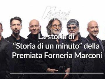 """PFM - La storia di """"Storia di un minuto"""" della Premiata Forneria Marconi"""