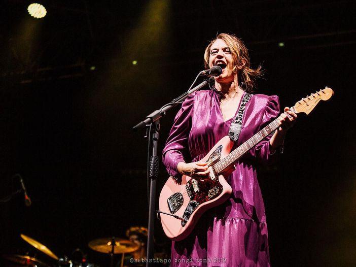 """Carmen Consoli, è pronto il nuovo album """"Volevo fare la rockstar"""""""