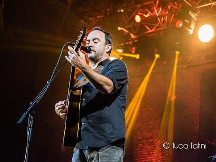 """Dave Matthews Band in Italia, la videointervista: """"Nella nuova formazione, ancora più funky"""""""