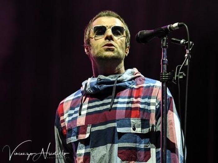 Liam Gallagher: 'Funghi allucinogeni contro la violenza a Londra'