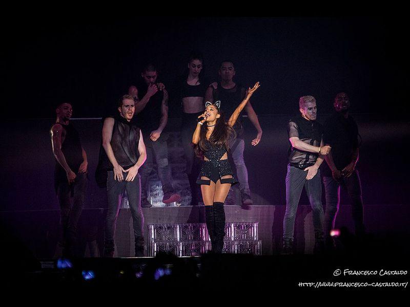 25 maggio 2015 - MediolanumForum - Assago (Mi) - Ariana Grande in concerto