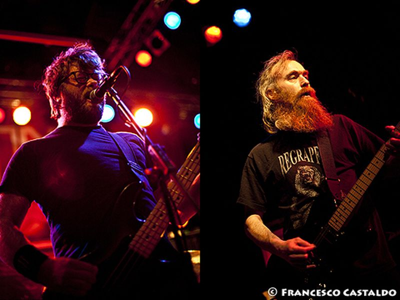 26 Gennaio 2012 - Alcatraz - Milano - Red Fang in concerto