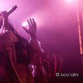 21 novembre 2014 - New Age Club - Roncade (Tv) - Lacuna Coil in concerto
