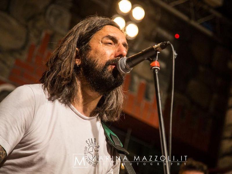 8 giugno 2016 - Che Festival - Music for Peace - Genova - Omar Pedrini in concerto