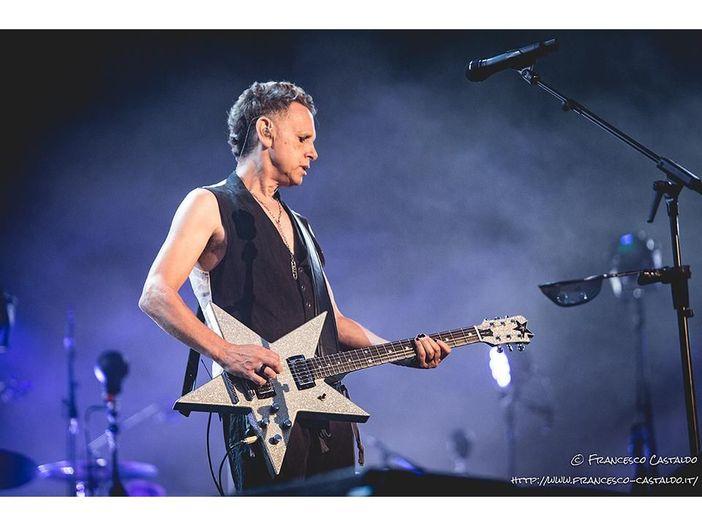 Depeche Mode: ascolta qui il nuovo brano da solista di Martin Gore