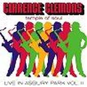 Clarence Clemons - TEMPLE OF SOUL - LIVE IN ASBURY PARK VOL. II