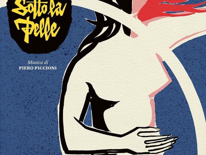 Il dio sotto la pelle di Piero Piccioni su doppio LP limitato