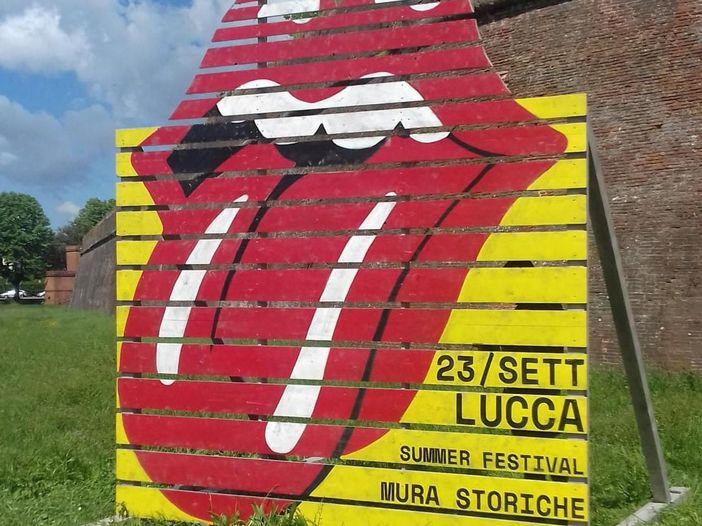 Rolling Stones a Lucca: tutte le informazioni utili per andare al concerto
