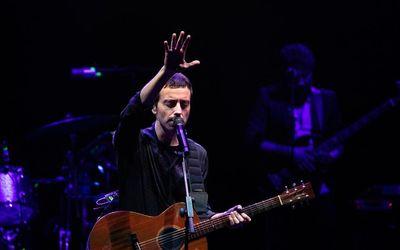25 luglio 2020 - Auditorium Parco della Musica - Roma - Diodato in concerto