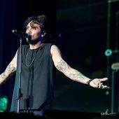 16 giugno 2018 - Stadio Olimpico - Roma - Fabrizio Moro in concerto