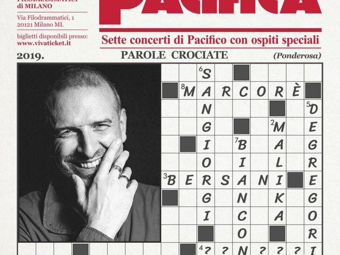 """Il ritorno di Pacifico: l'EP """"ElectroPO"""", il tour, l'album nel 2019, i dischi 'fantasma' – INTERVISTA"""