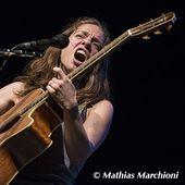 11 settembre 2014 - Teatro Puccini - Firenze - Ani DiFranco in concerto