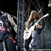 23 giugno 2012 - Gods of Metal 2012 - Arena Concerti Fiera - Rho (Mi) - Hardcore Superstar in concerto