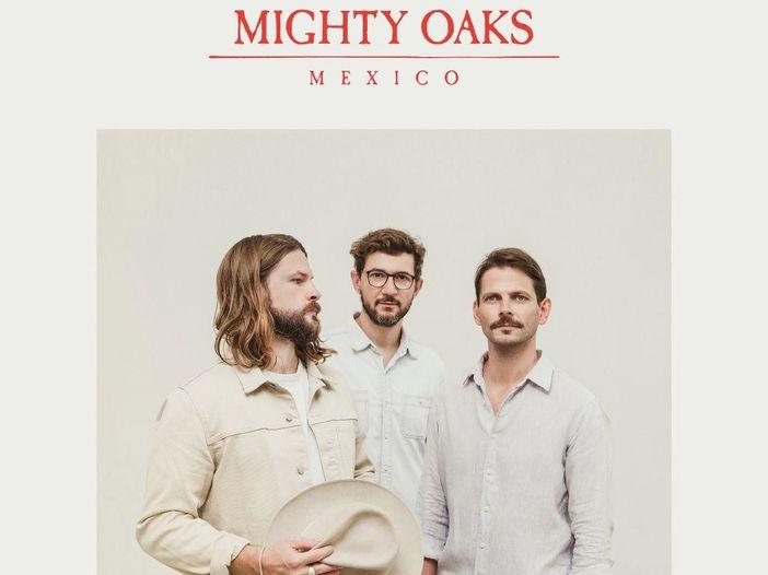 L'indie folk dei Mighty Oaks, diretto e sincero. Video