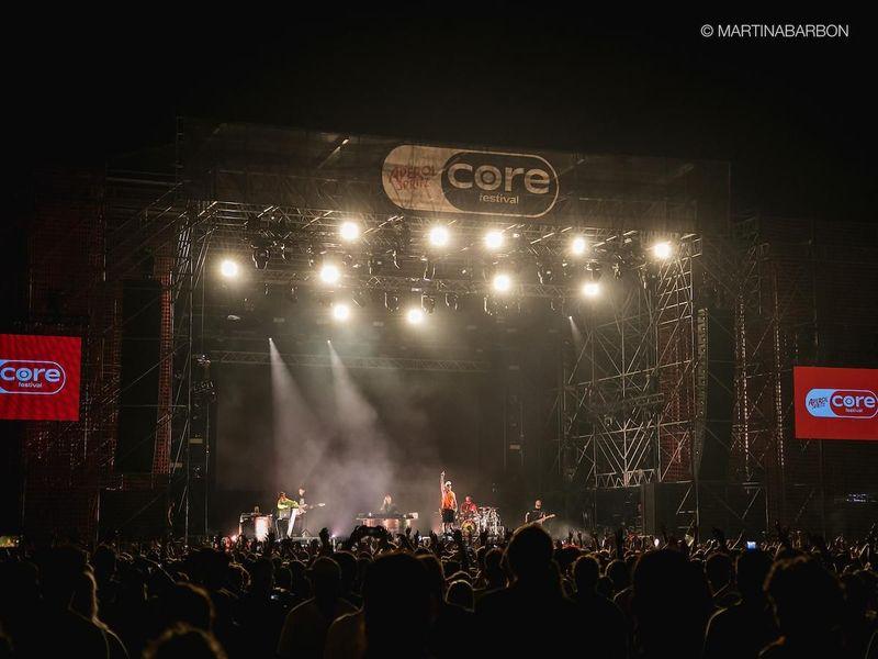 8 giugno 2019 - Core Festival - Zona Dogana - Treviso - Salmo in concerto