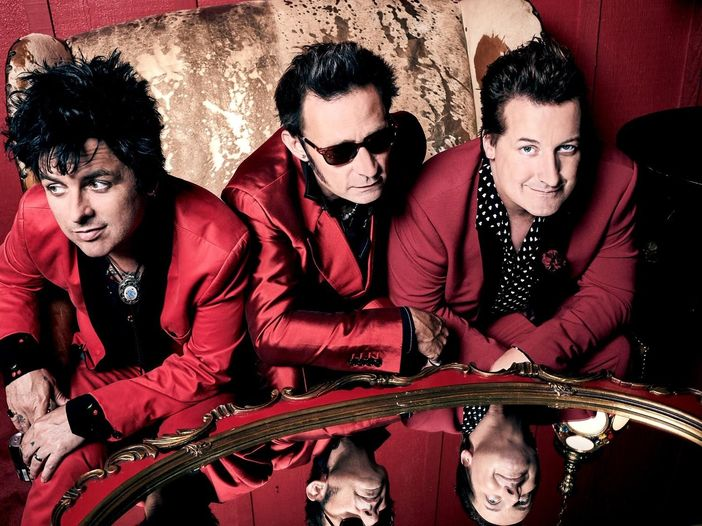 Green Day, ascolta la nuova canzone 'Fire, ready, aim'
