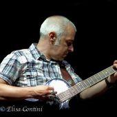 20 Luglio 2011 - Parco Ex Eridania - Parma - Davide Van De Sfroos in concerto