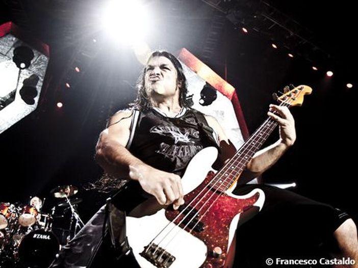 Trujillo (Metallica): 'Stiamo pianificando tutto per il nuovo album ora'