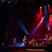 11 novembre 2019 - Teatro degli Arcimboldi - Milano - Nek in concerto