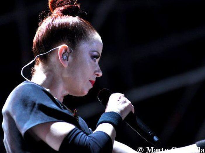 Garbage, scambio di battute al veleno tra la Manson e i fan tedeschi