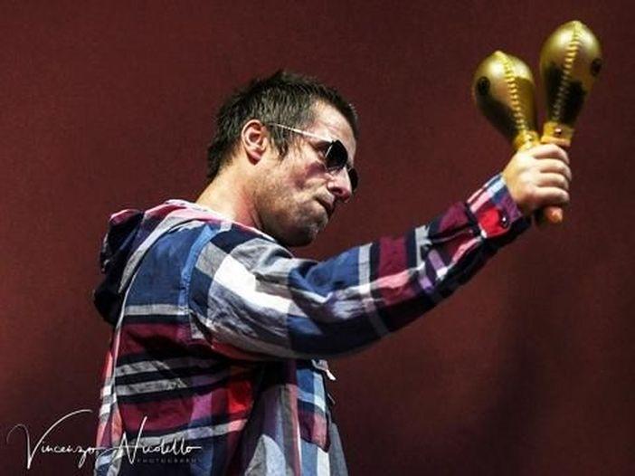 Liam Gallagher a Barolo: la scaletta del concerto
