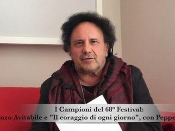 """Enzo Avitabile - I Campioni del 68° Festival di Sanremo: Enzo Avitabile racconta  """"Il coraggio di ogni giorno"""