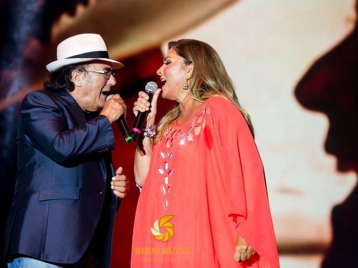 Al Bano torna a cantare con Romina Power dopo Sanremo