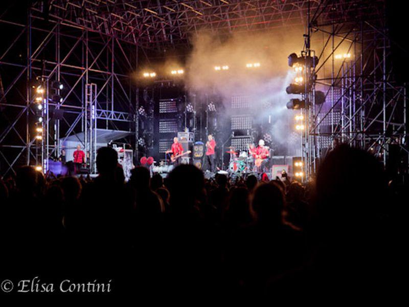 5 Luglio 2011 - Parco Ex Eridania - Parma - Subsonica in concerto