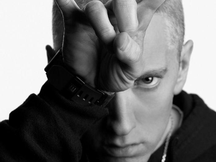 Eminem, record negli USA: album al numero uno dopo un solo giorno di vendite