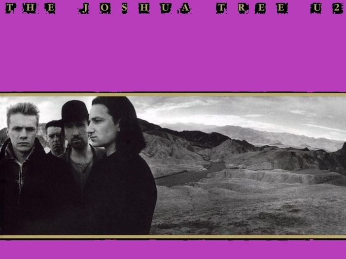 "U2, ""The Joshua Tree"": ""Exit"""
