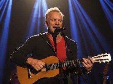 """Sting - Le nuove versioni  delle sue canzoni  in """"My songs"""""""