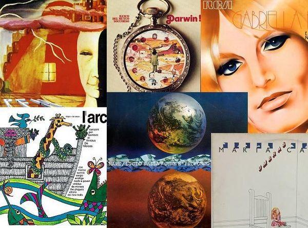 Le liste di Rockol: album italiani, le copertine più belle di sempre