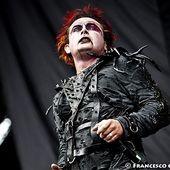 22 Giugno 2011 - Gods of Metal - Arena Concerti Fiera - Rho (Mi) - Cradle of Filth in concerto