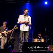 4 luglio 2015 - Anfiteatro Umberto Bindi - Santa Margherita Ligure (Ge) - Carlo Mercadante in concerto
