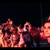 9 giugno 2017 - Sherwood Festival - Parcheggio Stadio Euganeo - Padova - Zen Circus in concerto