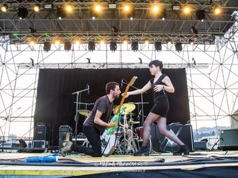 11 luglio 2015 - Goa Boa Festival - Porto Antico - Genova - Luminal in concerto