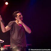 13 maggio 2014 - Alcatraz - Milano - Alessandro Casillo in concerto