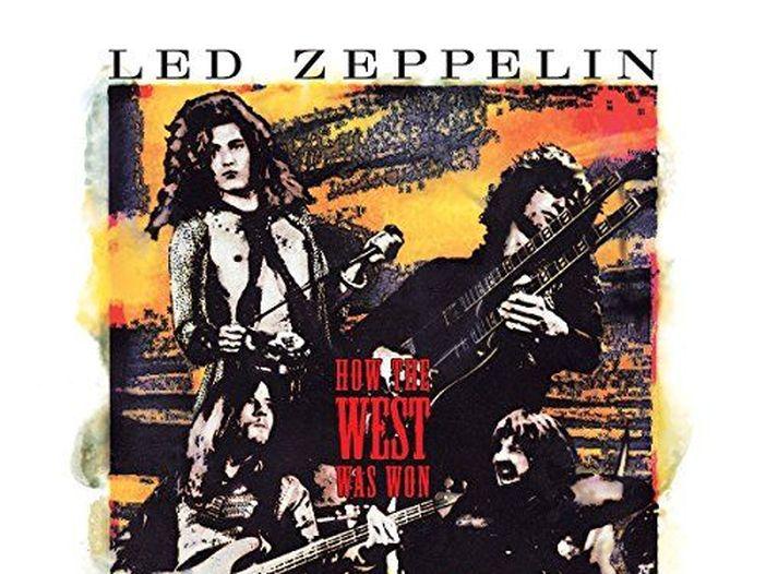 Led Zeppelin: guarda una loro fotografia della prima volta negli Stati Uniti