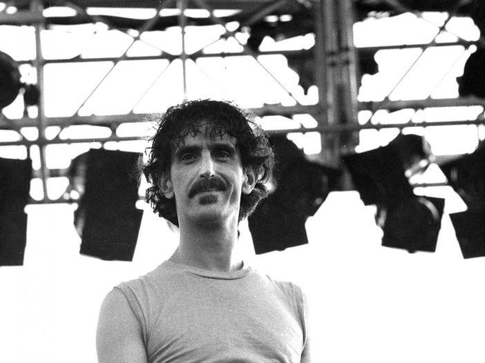L'ultimo concerto di Frank Zappa negli Stati Uniti diventa un album dal vivo