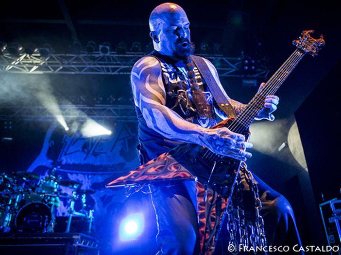 Slayer, nuovo album finito: un assaggio di 'When the stillness comes' - VIDEO