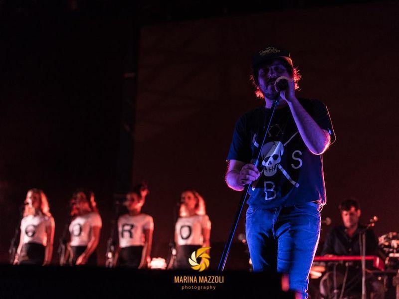 5 luglio 2019 - Goa Boa Festival - Porto Antico - Genova - Calcutta in concerto