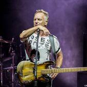 28 luglio 2018 - Auditorium Parco della Musica - Roma - Sting & Shaggy in concerto