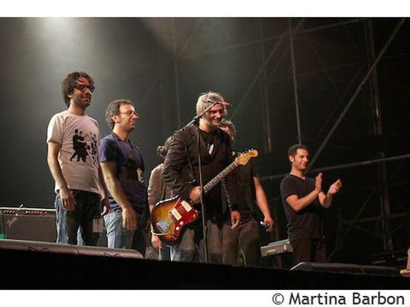 15 Luglio 2011 - Sherwood Festival - Parcheggio Stadio Euganeo - Padova - Paolo Benvegnù in concerto
