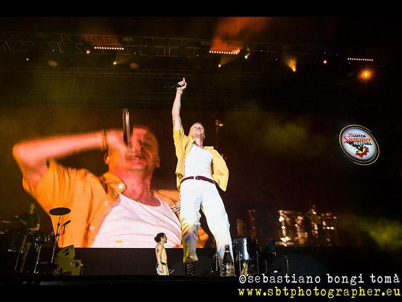 Macklemore & Ryan Lewis al Lucca Summer Festival