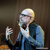 5 dicembre 2018 - Teatro degli Arcimboldi - Milano - Mario Biondi in concerto
