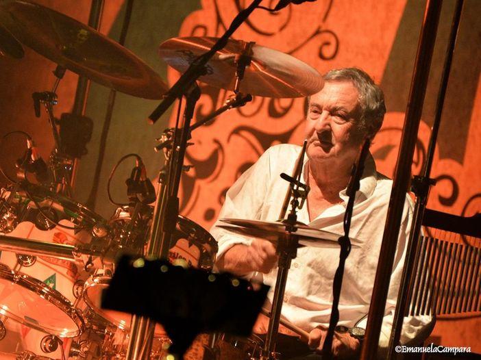 """""""The heartbeat of Pink Floyd"""": Nick Mason rifà a Milano il vecchio repertorio della band con i Saucerful of Secrets - RECENSIONE E SCALETTA"""