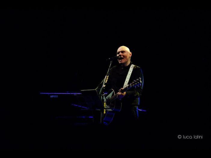 Billy Corgan a Chicago: in setlist un vecchio inedito e una nuova outtake