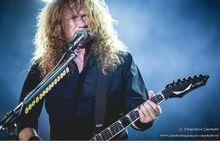 Dave Mustaine: 'Lars Ulrich ha paura di suonare con i Megadeth'