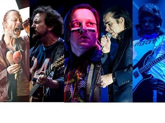 Radiohead, Eddie Vedder, Arcade Fire e gli altri: dieci concerti imperdibili del 2017 per i quali potete comprare i biglietti senza vendere la casa