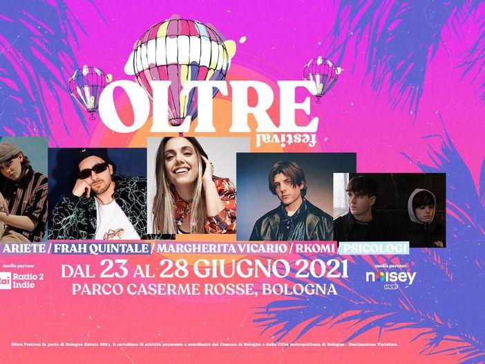 OLTRE festival prende il via il 23 giugno a Bologna